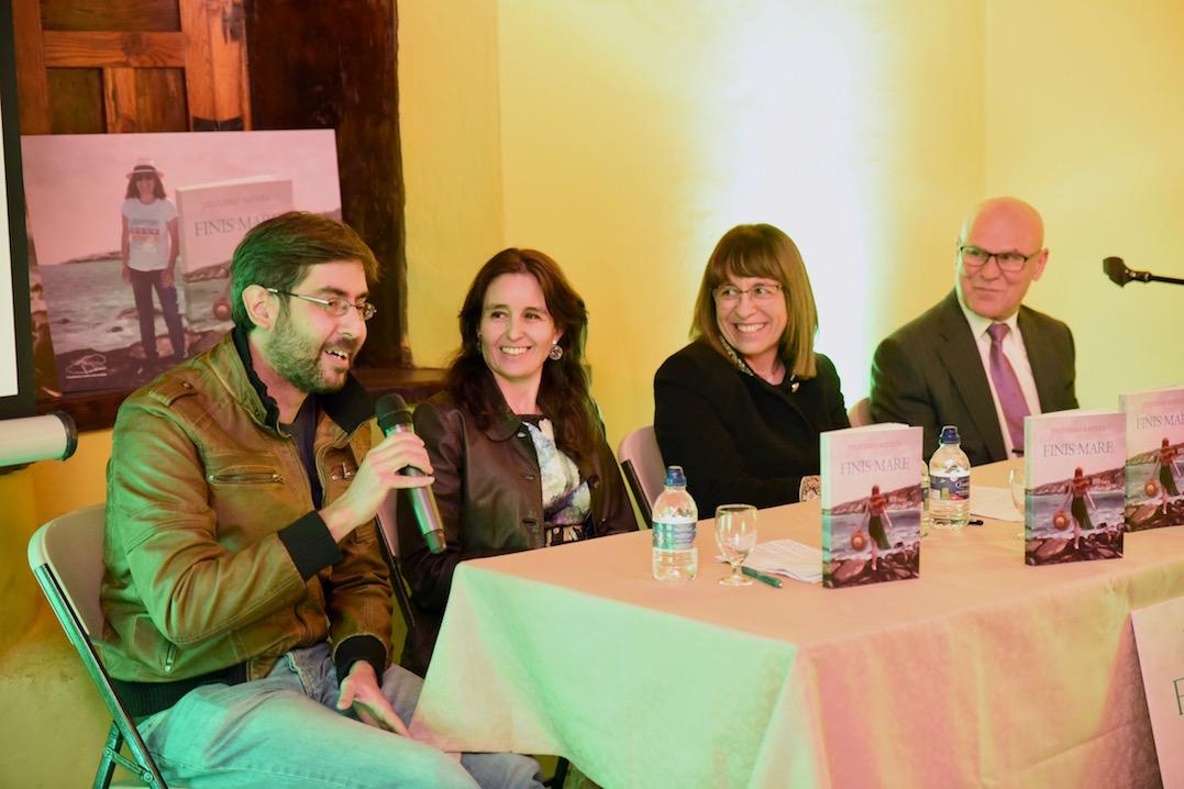 Felicidad Batista Presentación Finis Mare Rafael Yanes Mesa Elena Morales Jacobo Tendero Arafo
