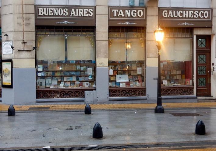 Luz de tango Felicidad Batista